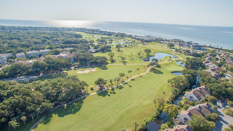 Seabrook Island Ocean Winds Golf Course
