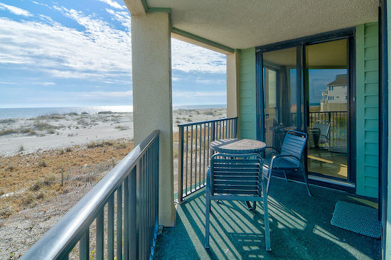 oceanfront rental in charleston