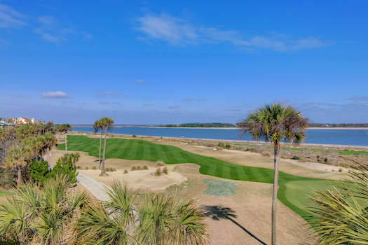 Wild Dunes Links Golf Course