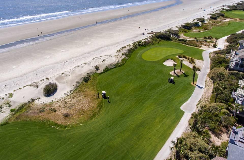 Sweetgrass Properties - Golf